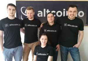 Decentralized Exchange Altcoin.io Raises Nearly $1 Million in Funding