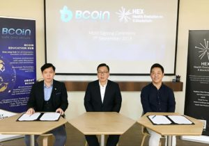 ASTON to Be Listed on BCoin.sg Exchange