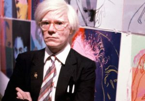 Multi-million pound Andy Warhol sold to Bitcoin bidders in FIRST EVER sale of its kind