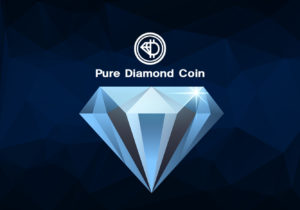 CORRECTING and REPLACING Pure Diamond Block Chain Technology