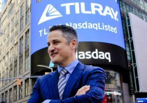 Tilray's wild ride shows how hyped pot stocks are catching up to the crypto craze