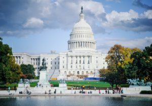 Cryptocurrency Goes to Washington With a New D.C. Lobbying Group