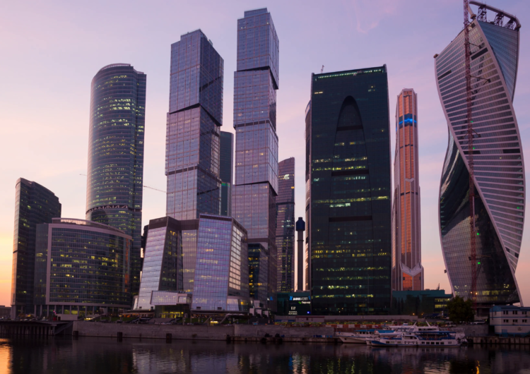 Stankevicius joins Moscow's international blockchain summit as media partner