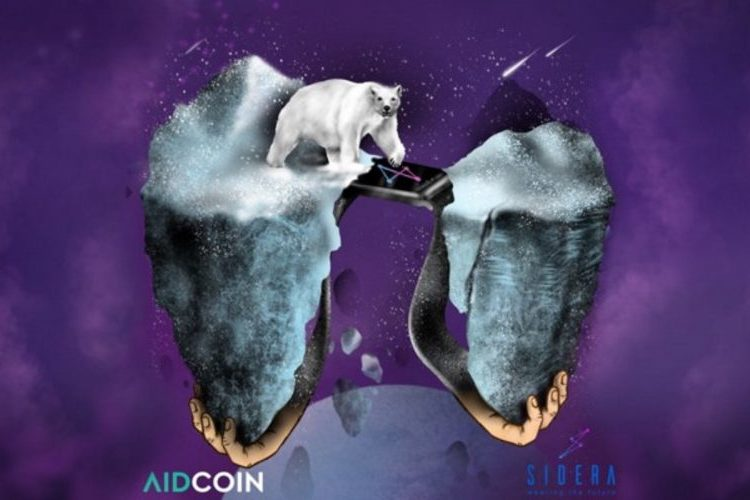 Sidera and Aidcoin together: First ICO to donate percentage of raise to charity via Aidcoin