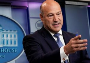 Gary Cohn Is Joining Blockchain Startup Spring Labs