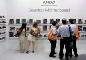 AMD revenue forecast disappoints as crypto demand subsides, shares plummet