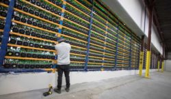 BTC and crypto mining 'uses DOUBLE the energy required to…