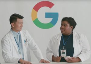 Google took a savage swipe at cryptocurrency in an advert for its new Pixel 3 phone