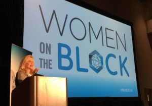 Women In Blockchain Are Not A Circus Sideshow