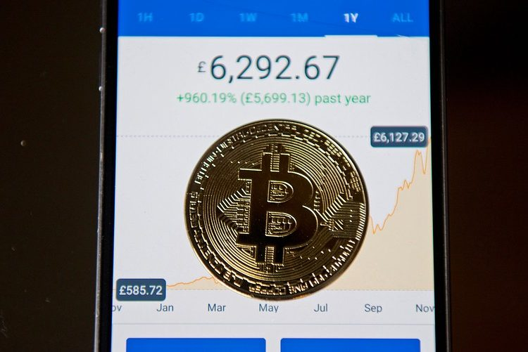 Bitcoin jumps after credit scare; Fidelity enters crypto sphere