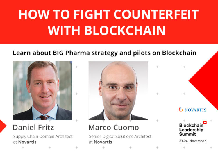 How to Fight Pharma Counterfeit with Blockchain