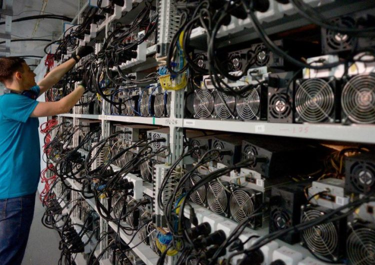 Mining For Bitcoin Might Actually Drain More Energy Than Mining For Minerals