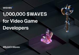 Waves Launches Gaming Programme: One Million WAVES for Game Developers