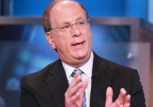 BlackRock won't offer a cryptocurrency ETF until the industry is 'legitimate,' CEO Larry Fink says