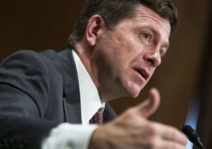 SEC's Clayton needs to see key upgrades in cryptocurrency markets before approving a bitcoin ETF