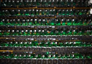 Bitcoin mining rigs on sale at steep discounts as cryptocurrencies crash