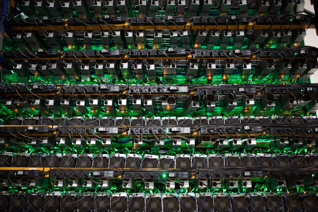 Bitcoin mining rigs on sale at steep discounts as
