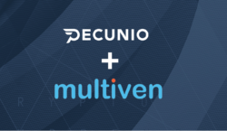 Pecunio will support Multiven to become the leading blockchain services…