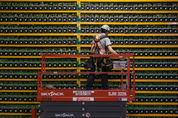 Bitcoin: the collapse of the miners increases the risks