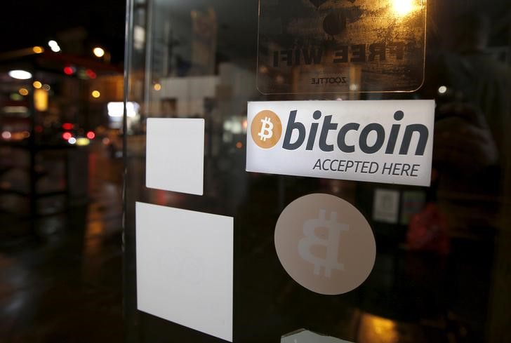 Bitcoin Inches Up