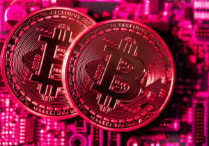 A measure of bitcoin volatility fell to its lowest level since 2016