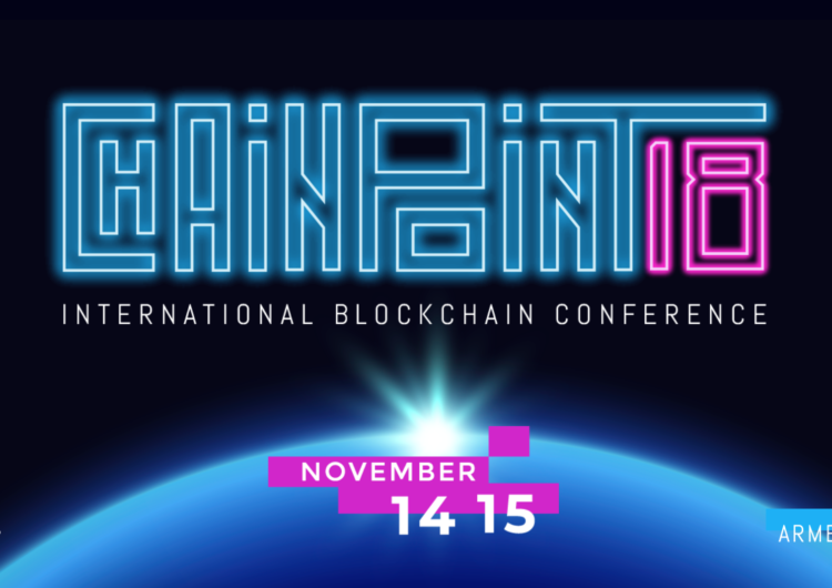 ChainPoint: Mark your calendars for the next grand international blockchain conference