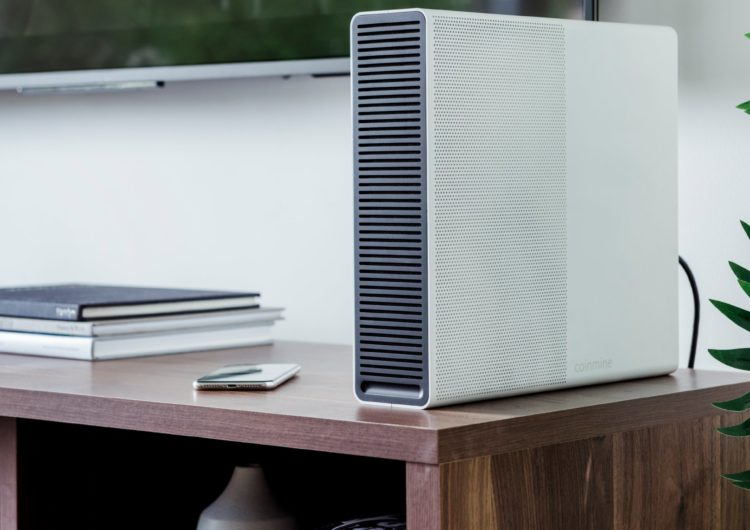 A sleek new device that looks like an Xbox lets you mine crypto at home
