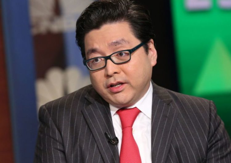 Wall Street's crypto bull Tom Lee slashes year-end bitcoin price forecast nearly in half