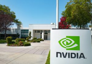 Nvidia's Stock Plunges as Much as 19% as 'Crypto Hangover' Weighs on Revenue Growth