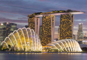 How Singapore is Using Creative Ways  to Foster Growth of the Cryptocurrency Industry