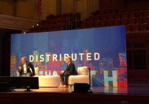 The Latest In Blockchain In Healthcare: Top Takeaways From Distributed Health