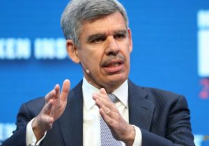 Cryptocurrencies to survive sell-off – Allianz's El-Erian