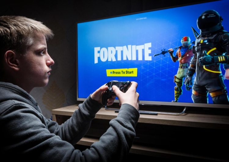 A New 'Fortnite' Awaits In Blockchain Gaming