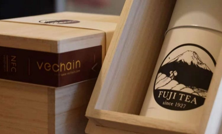 VeChain Enables Customers to Verify the Proof of Origin in Japanese Tea Products