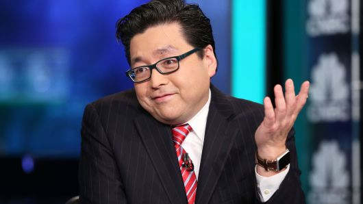 Market is WRONG about cryptocurrency – Thomas Lee predicts RISE