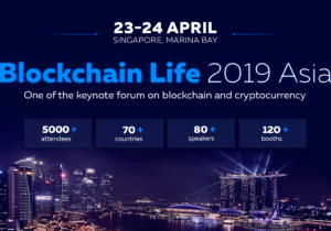 "3rd Global forum ""Blockchain Life"" comes to Singapore"
