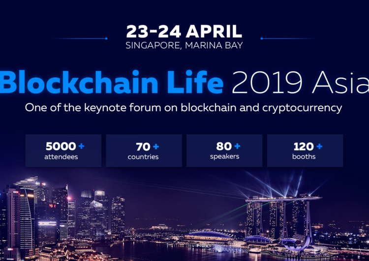 """3rd Global forum """"Blockchain Life"""" comes to Singapore"""