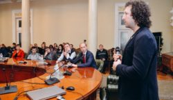 The NEM Ukraine team filled National bank of Ukraine in…