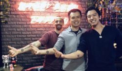 Cryptocurrency founders show true love for their start-ups with tattoos…