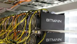 Bitmain's two founders to step aside as Chinese cryptocurrency giant taps software coder as new CEO