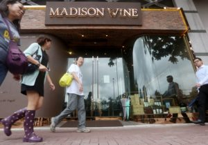 Hong Kong-listed wine firm Madison eyes cryptocurrency trading, to buy US$30 million stake in Japanese platform