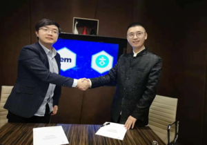 NEM announces strategic cooperation with China's largest artwork database GUBI