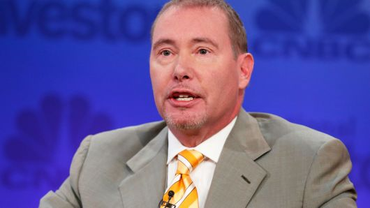 Gundlach sees rising yields hitting stocks, trouble in junk bonds and a possible bitcoin bounce
