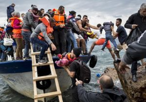 How Blockchain Can Help With The Refugee Crisis