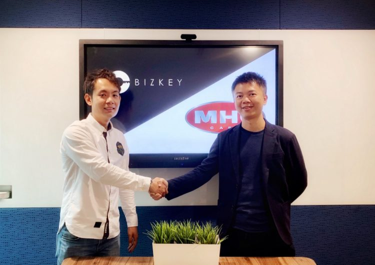 Bizkey facilitates first auto purchase with cryptocurrency in Singapore