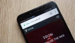 The hottest cryptocurrency, Tron, rekindles memories of the Bitcoin bubble
