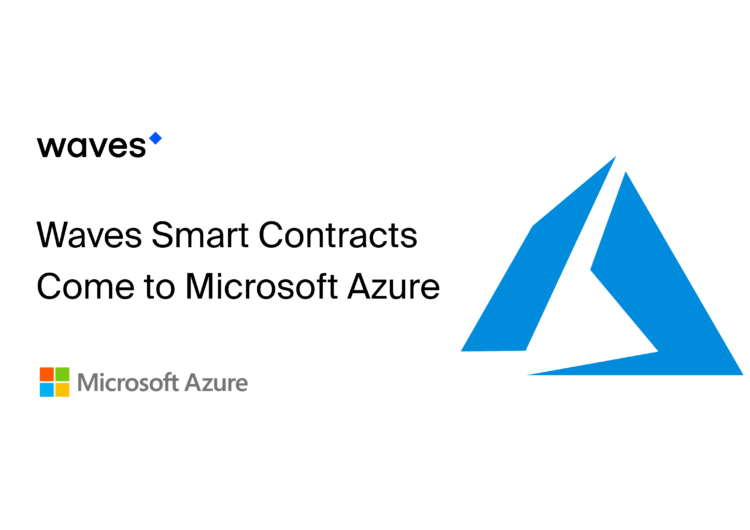 Waves Smart Contracts Come to Microsoft Azure Cloud