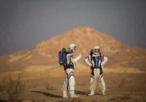 Are you ready to fly to Mars?