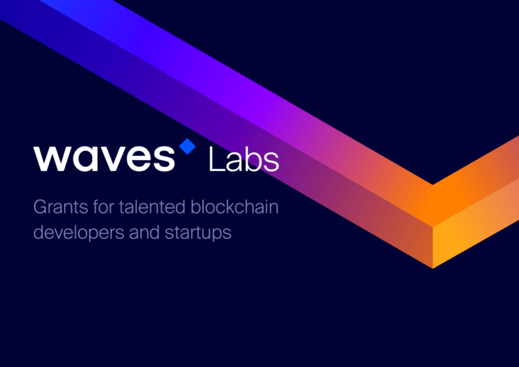 Waves Labs Relaunches with Unique Grant Program