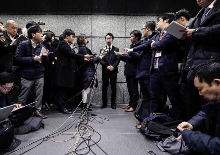 Hit by tougher standards and falling prices, Japan's cryptocurrency players face a pivotal 2019